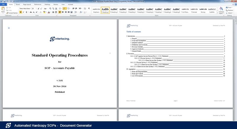 Document Generator