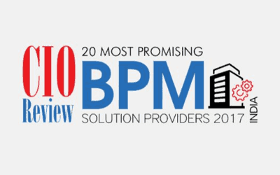 CIOReview publishes Interfacing as the Most Promising BPM Solution Provider