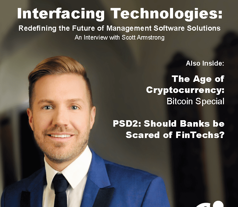Interfacing Technologies showcased in Finance Monthly Magazine!