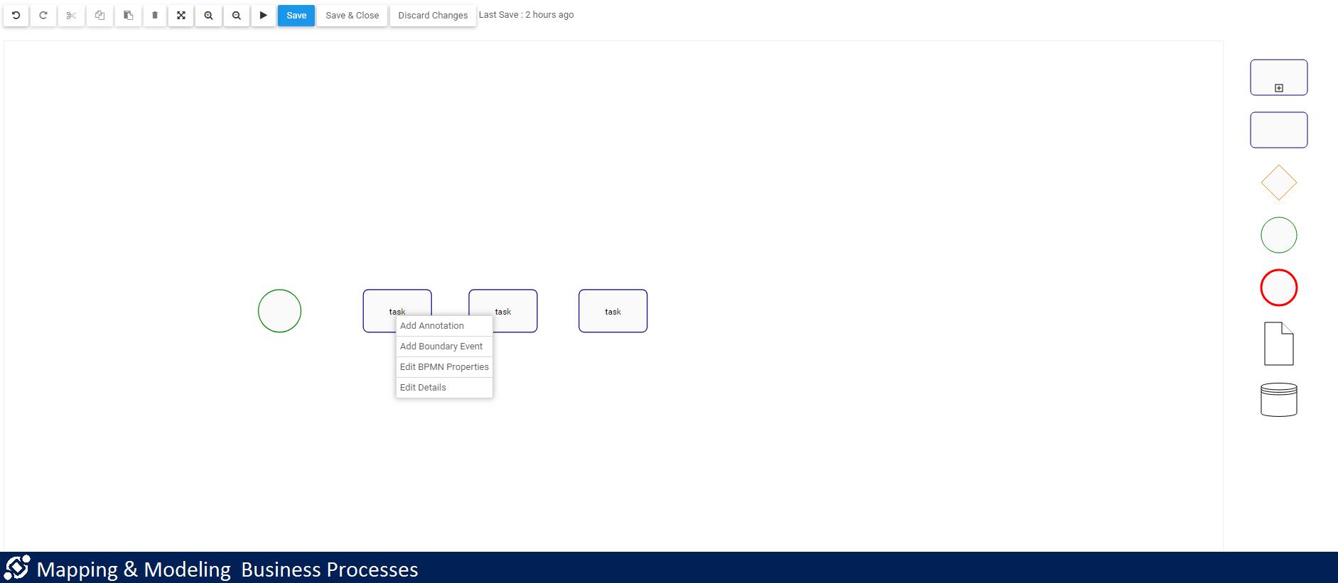 process model process documentation interfacing