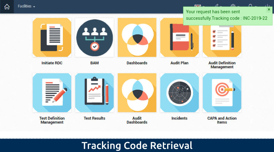 5-2 Tracking Code Retrieval