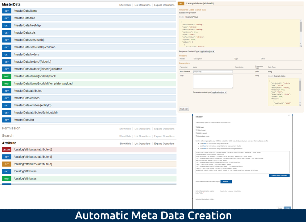 1-2 Automatic Meta Data Creation