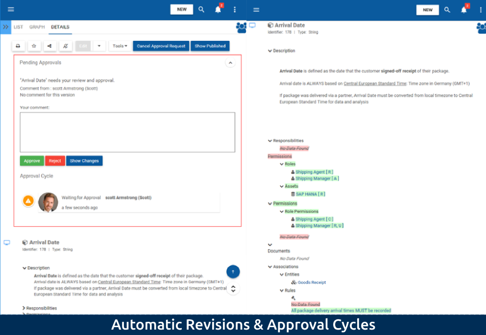 3-2 Automatic Revisions & Approval Cycles