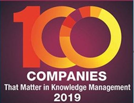 Interfacing Once Again Recognized as a Leader in Knowledge Management